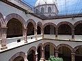 Interior of Convento de Santa Ana - Tzintzuntzan - Michoacan - Mexico - 03 (19931969703).jpg