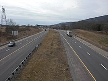 Interstate 80 in Pennsylvania - Wikipedia