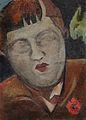 Irakli Gamrekeli. Portrait of Titsian Tabidze.jpg