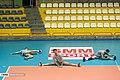 Iran men's national volleyball team in training, 30 December 2019 9.jpg