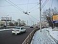Irkutsk. February 2013. Cinema Barguzin, regional court, bus stop Volga, Diagnostic Center. - panoramio (23).jpg