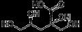 Isosaccharinic acid.png