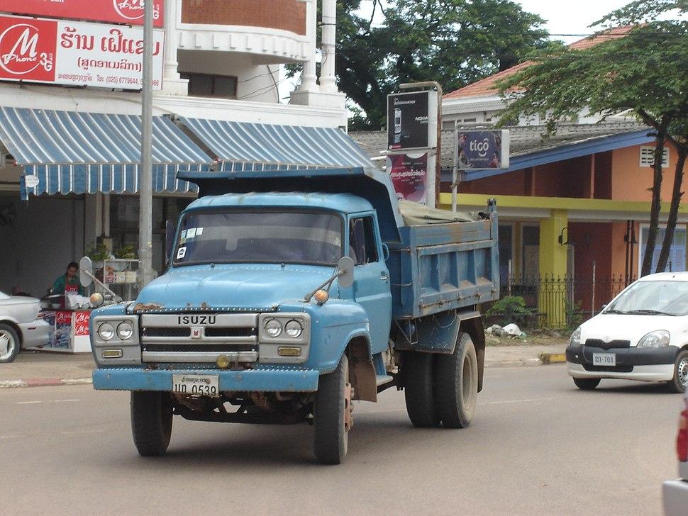 Isuzu Truck (3719513059)