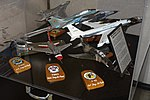Items in Merrill McPeak exhibit - Oregon Air and Space Museum - Eugene, Oregon - DSC09896.jpg