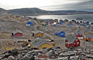 Wikimedia: Kangerlussuaq
