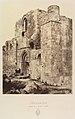 Jérusalem. Façade de l'Église Ste. Anne. MET DP345521.jpg