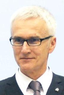 Jürgen Stock German law enforcement officer