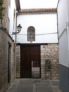 iglesia catolica jaen: