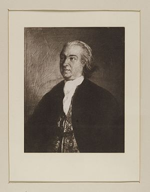 James Stewart (advocate) - Image: Jacobite broadside Portrait of Sir James STEUART of Goodtrees and Coltness (1681 1727)