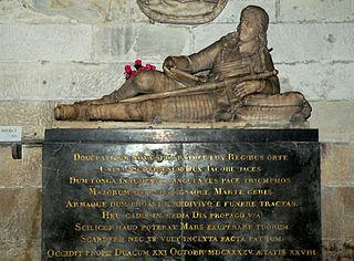 Lord James Douglas Scottish noble
