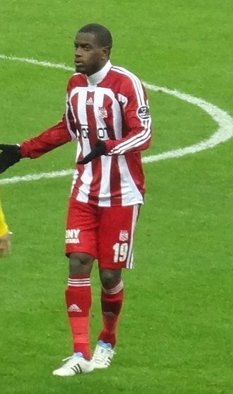 Jacques Faty - Faty playing for Sivasspor in 2011