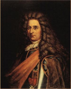 Jacques Testard de Montigny - Jacques Testard de Montigny (1663-1737)