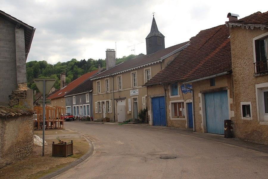 Jakobsweg by Niederkasseler   France ----- Domremy-la-Pucelle