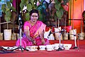 Jaltarang music concert by Vidushi Shashikala Dani at Adamya Chetana Bengaluru 01.jpg