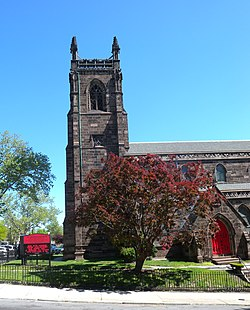 St. James' A. M. E. Church (Newark, New Jersey)
