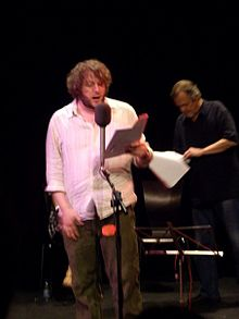 James Bachman and David Soul 2008.jpg