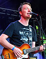 Jan Pape Band - Jan Pape – Rock 'N' Rose Festival 2014 01.jpg