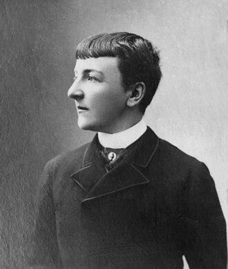 Jane Dieulafoy - Jane Dieulafoy, ca. 1895