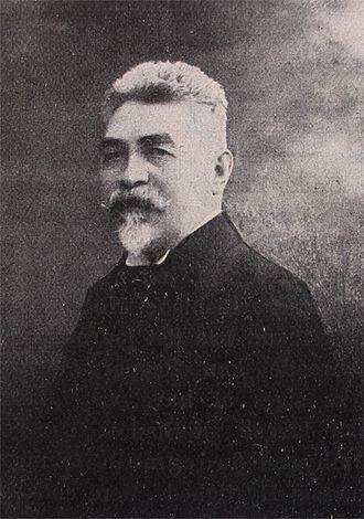 Janus Laurentius Ridter - Photograph of Janus Laurentius Ridter
