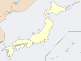 Lindol at tsunami sa Tōhoku (2011) is located in Japan