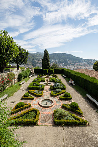 Up On Cimiez, You Can Visit The Stately Flower Filled Gardens Behind The  Franciscan Monastery, That After 500 Years, Are Still Lovingly Tended By  Monks.