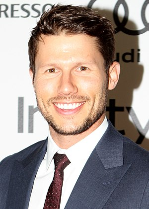 Jason Dundas - Dundas at the InStyle Awards, May 2015