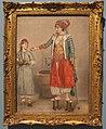 Jean-étienne liotard, dama levantina con una serva al bagno, 1738-42, 01.JPG