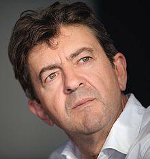 Jean-Luc Mélenchon, en octobre 2011.