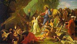 Jean Jouvenet: The Resurrection of Lazarus