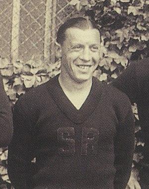 Jean Laurent (footballer) - Image: Jean Laurent 1935