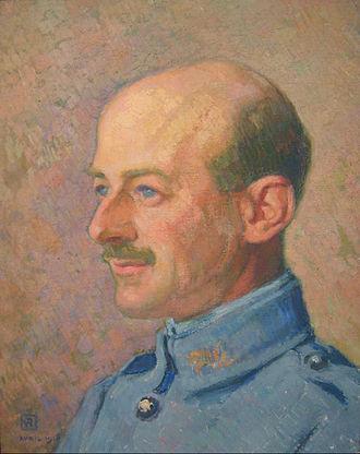 Jean Schlumberger - Jean Schlumberger (Theo van Rysselberghe,1914)