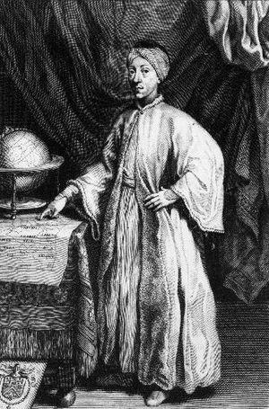 """Jean de Thévenot - Jean de Thévenot, from """"Relation d'un voyage fait au Levant"""" (1664)"""