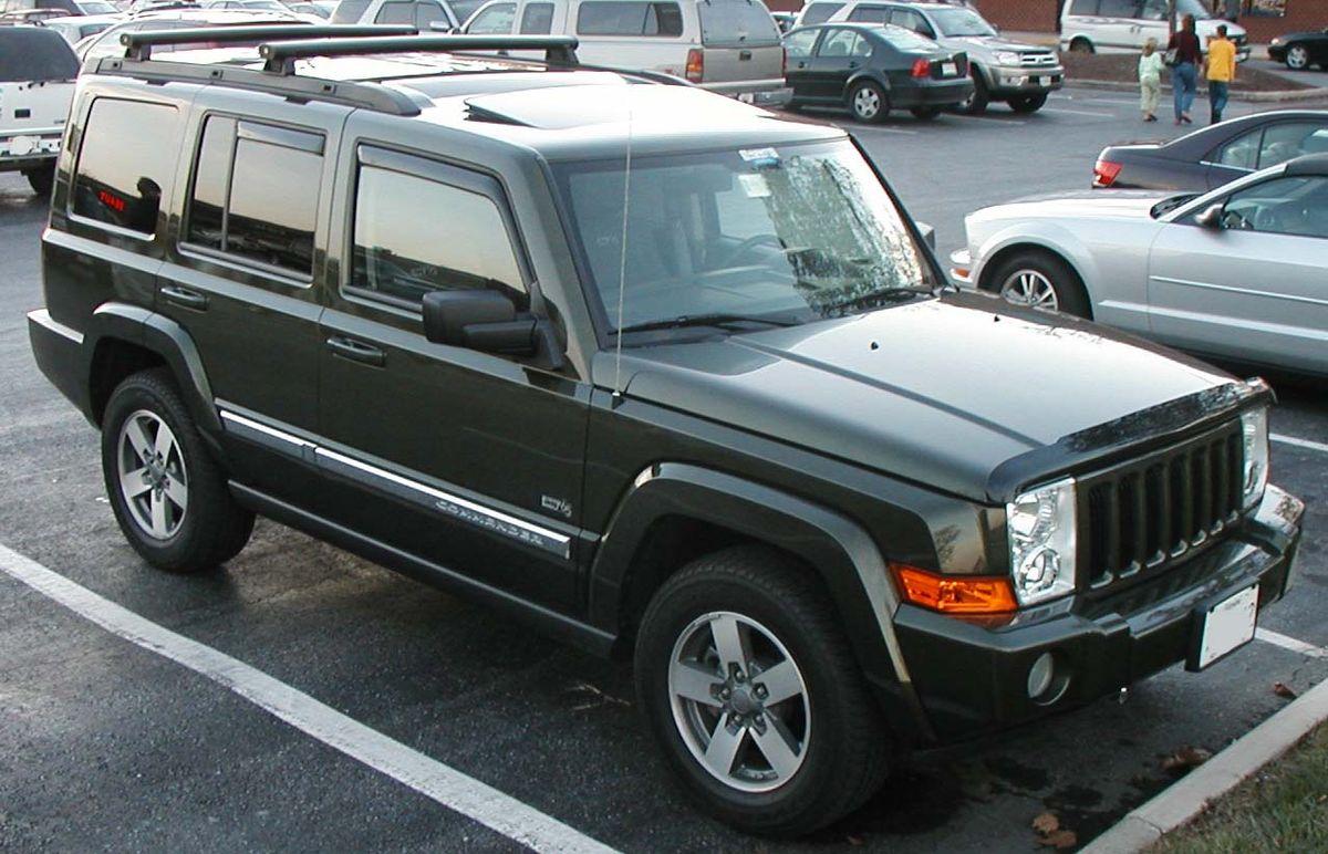 Jeep Commander Wikip 233 Dia A Enciclop 233 Dia Livre