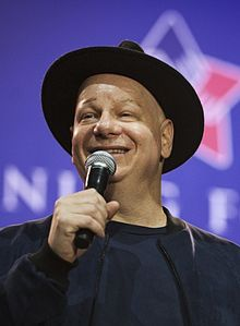 Jeff Ross, Joint Base Andrews, May 2016 (cropped).jpg