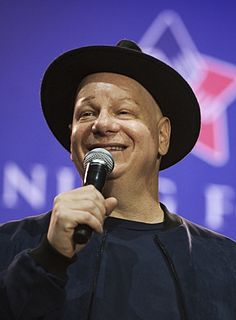Jeff Ross American stand-up comedian, insult comic, actor, and director
