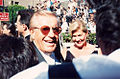 Jerry Van Dyke on the red carpet at the Emmys 1994.jpg