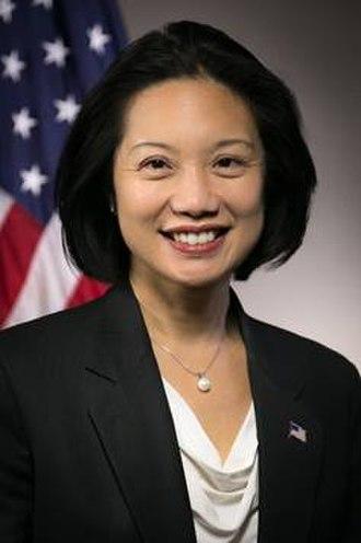 Jessie K. Liu - Image: Jessie K. Liu official photo