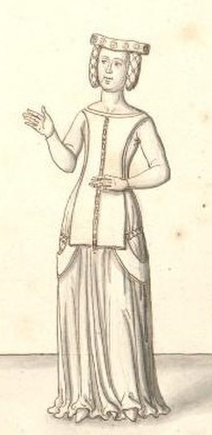 Joan of France, Duchess of Brittany - Image: Joan of France (1391–1433)