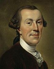 Sein Schwager J.G.R. Andreae (Quelle: Wikimedia)