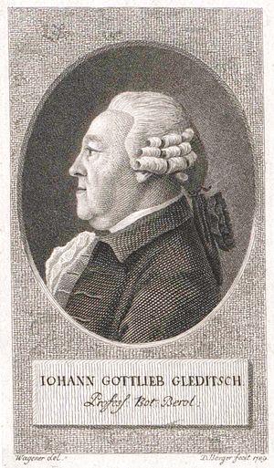 Johann Gottlieb Gleditsch