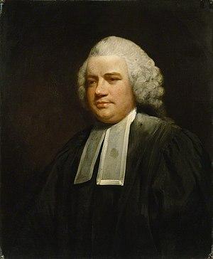 John Dunning, 1st Baron Ashburton - John Dunning, 1774 portrait, studio of Sir Joshua Reynolds, National Portrait Gallery, London