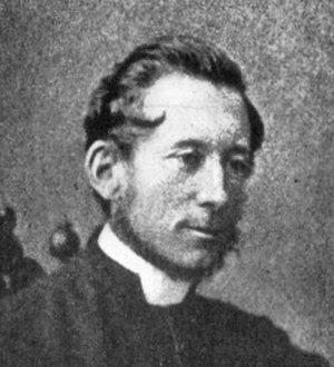 John Bacchus Dykes - Image: John Bacchus Dykes Project Gutenberg e Text 18444