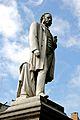 John Bright statue, Albert Square, Manchester 5.jpg