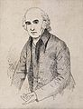 John Burns. Pen drawing. Wellcome V0000922.jpg