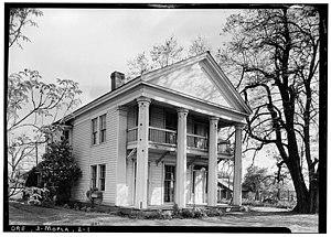 John C. Ainsworth - John C. Ainsworth house in Oregon City
