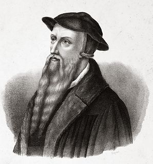 John Calvin bibliography