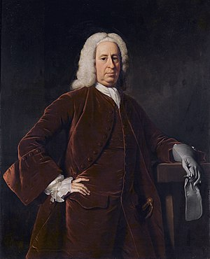 Viscount Grandison - John Fitzgerald Villiers, 1st Earl of Grandison