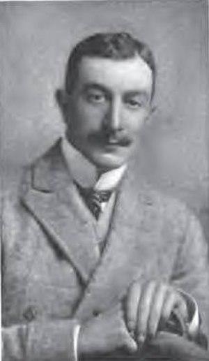 John Weston Brooke - Lt. John Weston Brooke, FRGS