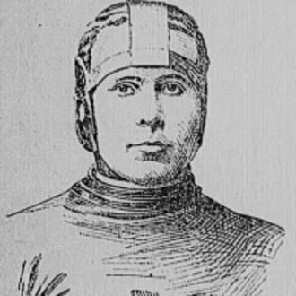 1900 College Football All-Southern Team - John Loyd.
