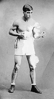 Johnny Dundee American boxer